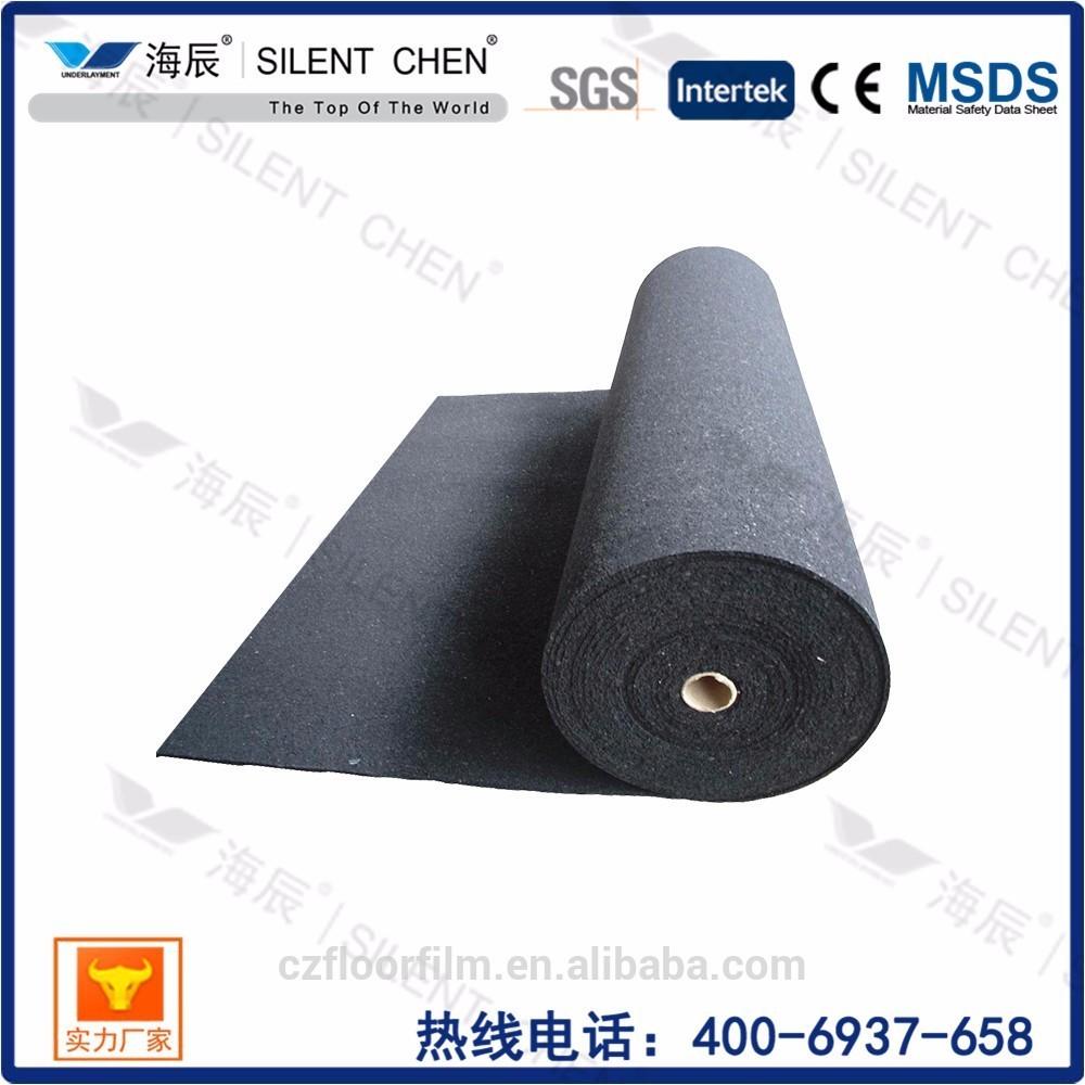 3mm Rubber Cork Underlay Flooring For Laminate Flooring