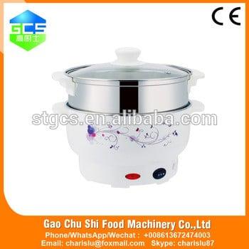 热销多功能1000 W 3l-4l电蒸锅、不锈钢电蒸笼