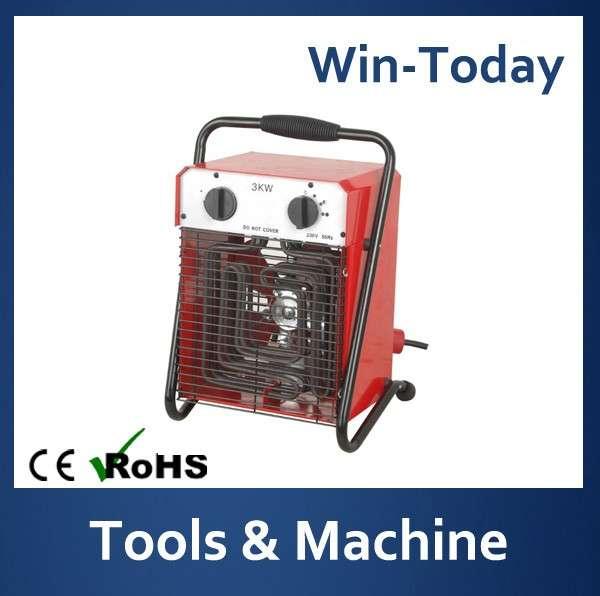 电力工业风扇加热器5kw CE ROHS
