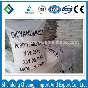 dicyandiamide 99.5% crystal powder china manufacturer online shopping