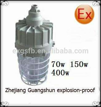 Explosion proof led gas station light
