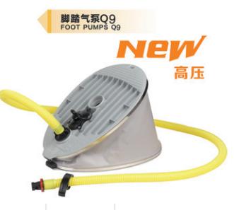 很实用的便携式脚踏泵在中国