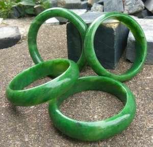 Natural Jade Bracelet Bangles