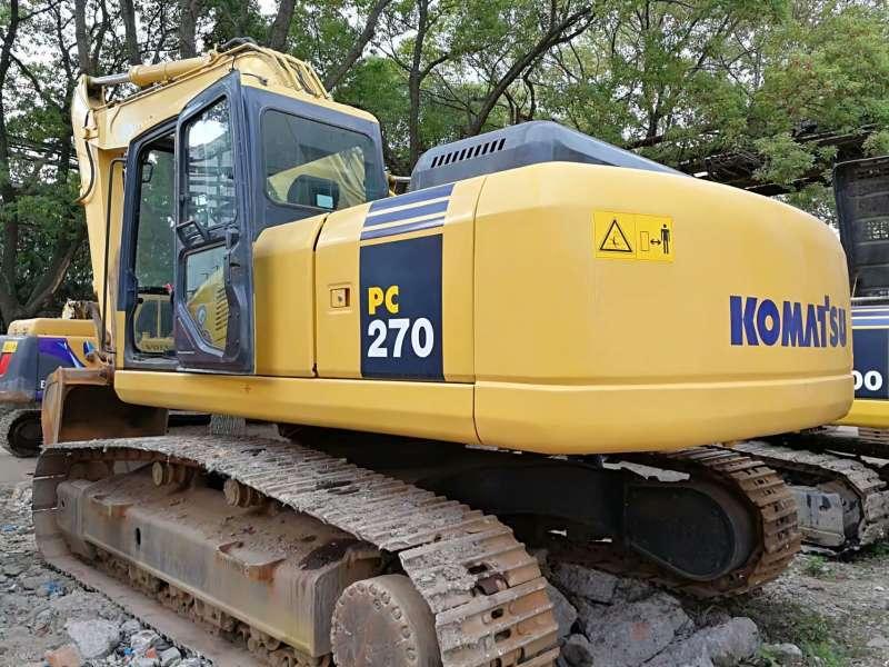 Used Komatsu PC270-8 Crawler Excavator for sale