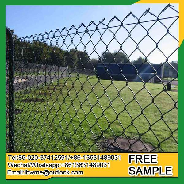 Bikaner Chain Link Fence Cost Factory Price