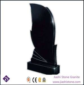 Absolute Black Monument/Tombstone Granite Tombstone Grey Tombstone