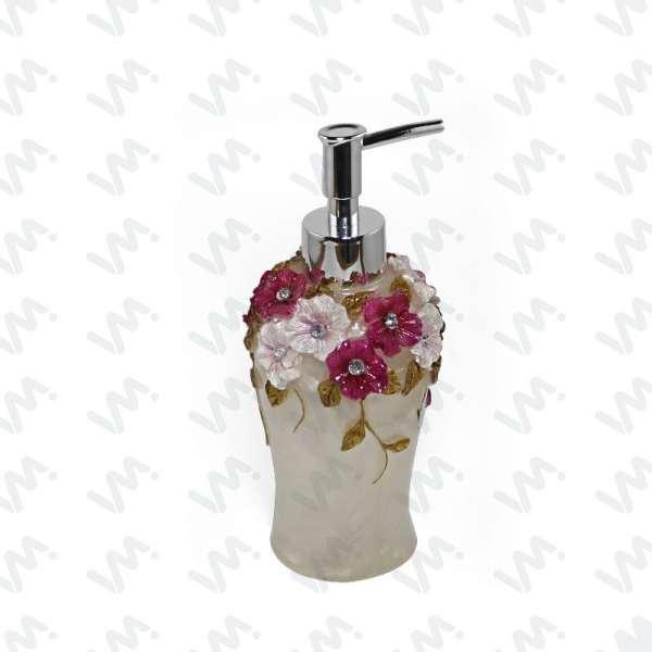 Flower bathroom sets