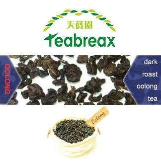 Dark Roast Oolong Tea