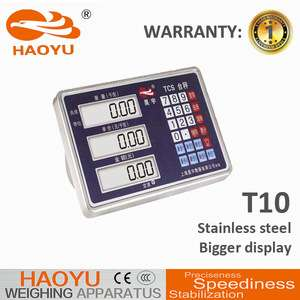 LED Or LCD Backlight Wheel Aligne Bench Platform Scale 1000kg