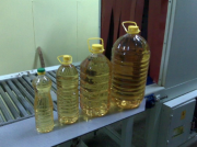 Refined & Crude Sunflower Oil and Soybean Oil