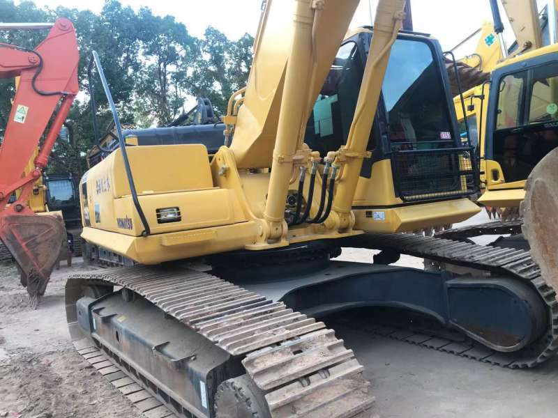 Excellent Working Japan original used komatsu PC350-7 crawler hydraulic excavator for sale