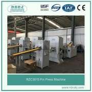 Fin Press Machine - High Precision - RZC 3015