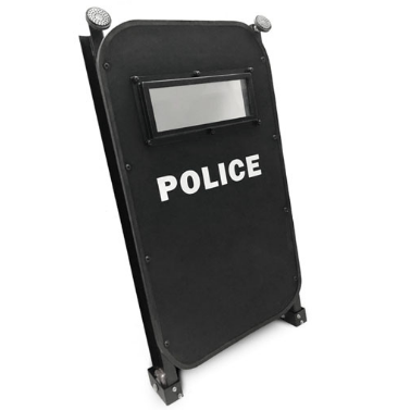 NIJ level IIIA ladder bulletproof shield