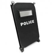 NIJ level IIIA ladder bulletproof shield