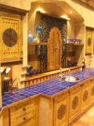 Sell Wooden Kitchen Model Najed-AK130
