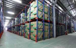 Drive-in Pallet Racks High Density Heavy Duty Racking System