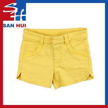 Childrens summer shorts cotton soft and comfortable child shorts Like