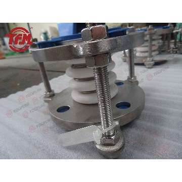 SS304 Flange PTFE bellow expansion joints Like