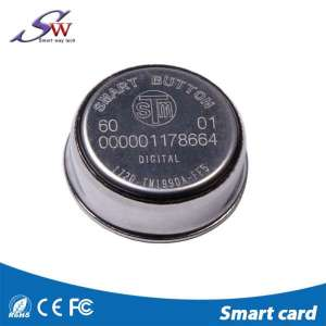 Touch Memory Ibutton Key TM1990A-F5 Compatible DS1990A-F5