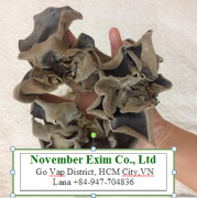Dried Wood Ear Mushroom