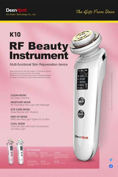 K10 Beauty instrument-Multifunctional Skin Rejuvenation