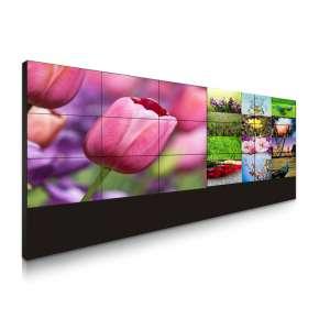 55″ 1.7mm bezel 500nits LCD video wall monitor HBY-LTI550HN16