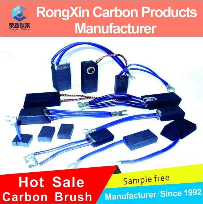 Starter Motor Carbon Brush 28100-0T020 For Toyota COROLLA Car ZRE12#