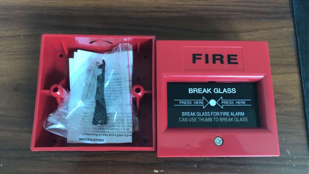 Conventional Manual Call Point Conventional Fire Alarm Control System