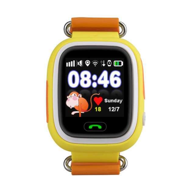 Kids Child GPS Tracker Positioning Smart Watch