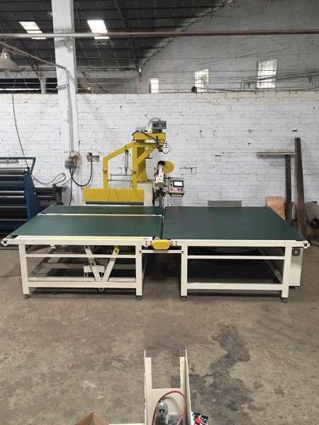自动床垫边机床垫工业缝纫机