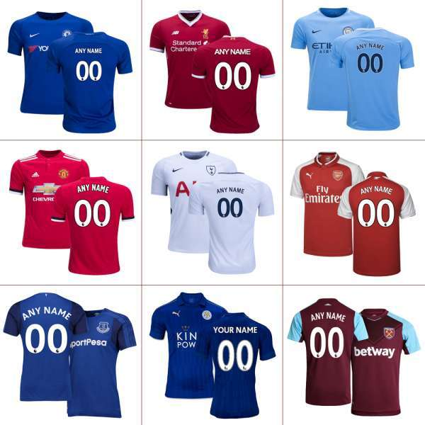 free shipping 73a23 25d29 Wholesale Soccer Jerseys Chelsea Liverpool Manchester City ...