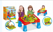 Building learning table