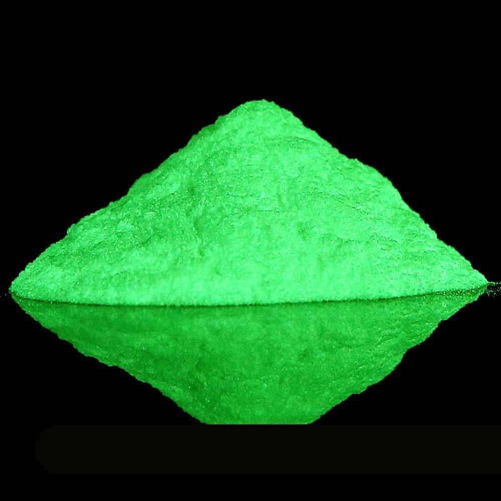 绿色辉光粉