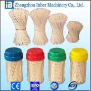 India popular 2mm diameter round wooden stick production machine