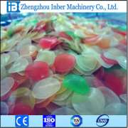 Best sell colored prawn crackers pellet processing machine/shrimp crakcer machine