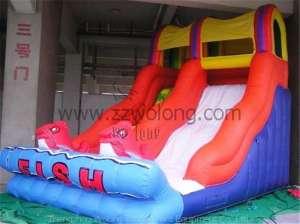 Inflatable Slide-Big Fish Slide