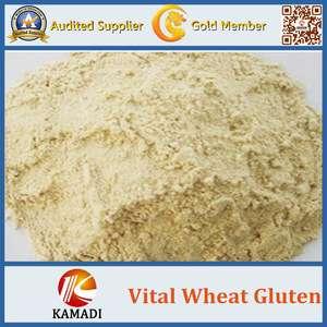 Factory Best Price Food Grade Vital Wheat Gluten
