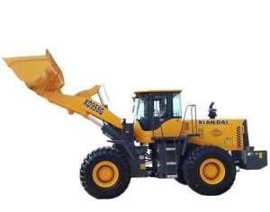 挖掘装载机