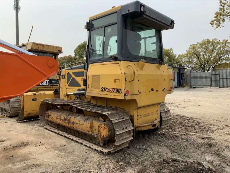 Used SHANTUI SD08 Bulldozer In Good Condition