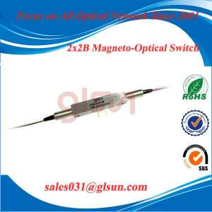 GLSUN 2x2B Magneto-Optical Switch