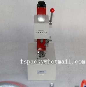 medical equipment,8mm/11mm/13mm/20mm/28mm/32mm manual vial/bottle crimper tool ,capping machine for flip off cap