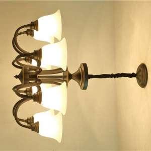 VD-61081 Black series iron craft lamp