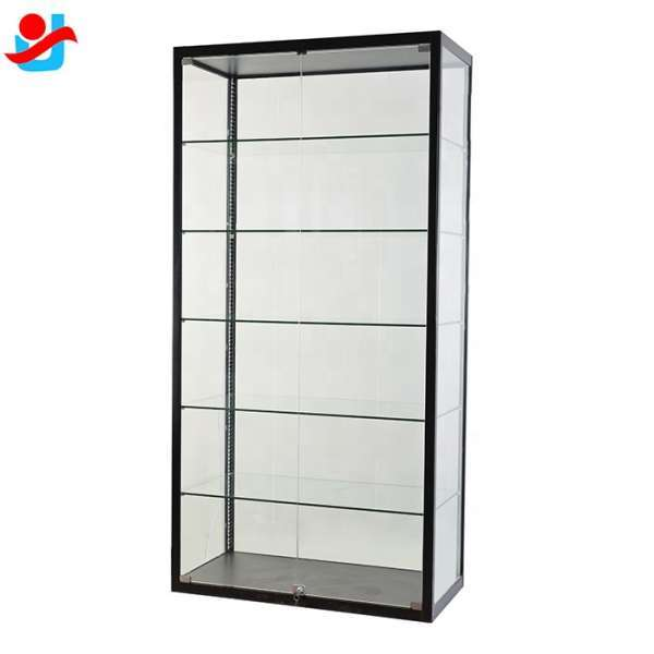 Mobile Phone Shop Interior Design Display Cabinet Glass Store Display Showcase