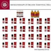 Australian Organic Essential Oils and Carrier Oils