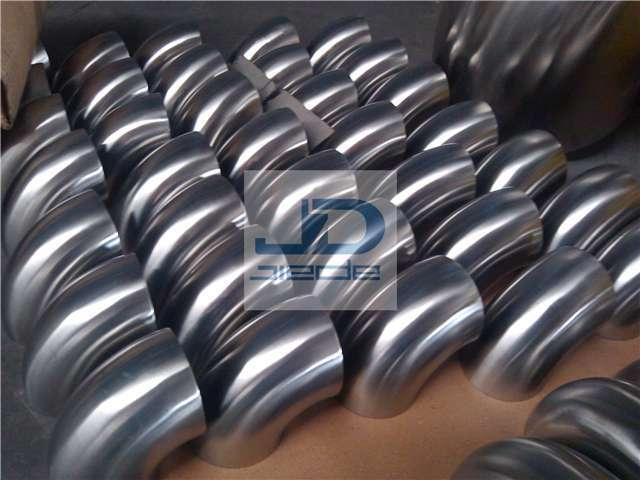 ANSI/ASME B16.9 304/316 Butt Welding Stainless Steel LR 90 Deg Elbow
