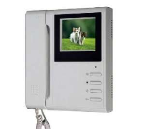 HR-01C/HR-01B/HR-999FO4/HR-999FO4 video door phone
