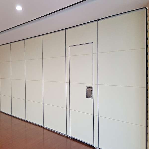 Soundproof Interior Sliding Folding Partition Doors For Office
