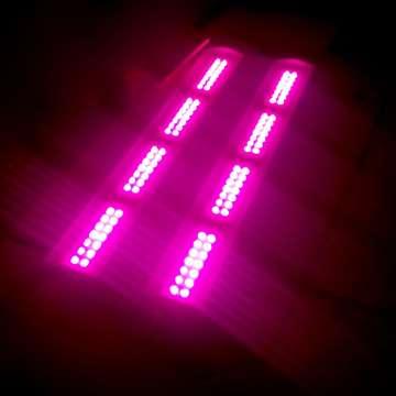 Ip54 Full Spectrum Led Grow Lights With Osram Led Chips