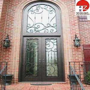 Unique Home Designs Steel Security Doors,Modern Front Gate Landscape Design