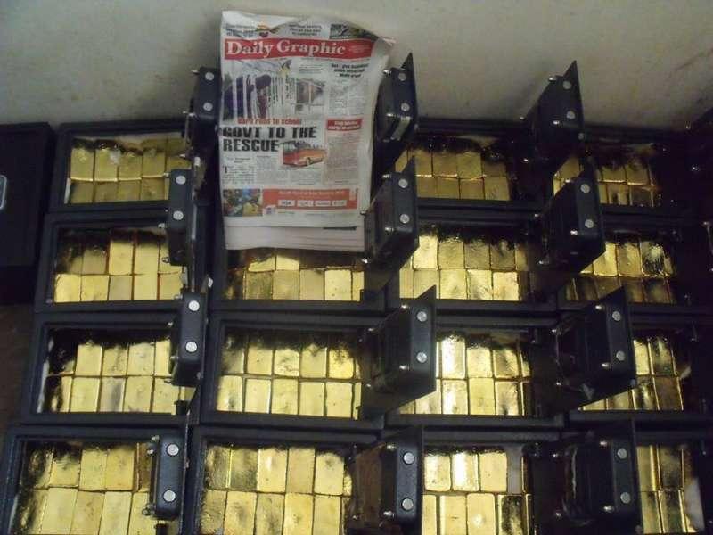 Sales Of Dore Bars